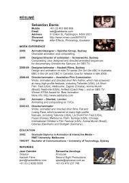 Animator Resume Custom essays writing services ANGO animated resume sample Buy 90