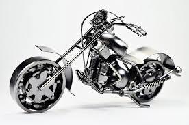 amazon com metal sculpture retro classic handmade iron