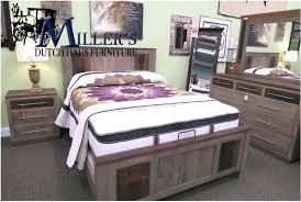 Rustic King Size Bed Frame Oak Wooden – rurban.co