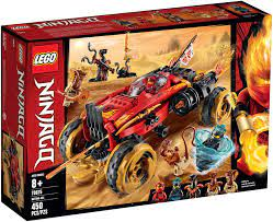 Đồ chơi LEGO Ninjago 70675 - Siêu Xe Katana 4x4 (LEGO 70675 Katana 4x4)