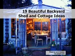 shed-revival-m-x-1. Get inspired by these beautiful backyard cottage and  shed ideas ...