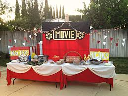 Decorative Stars For Parties 17 Best Ideas About Movie Night Party On Pinterest Movie Party
