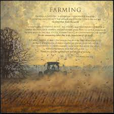 Bonnie Mohr Living Life Quote Fascinating Farming Print Art Featuring Farm Scene Tractor By Inspirational