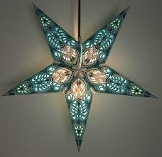 Faltbarer Advents Leucht Papierstern Weihnachtsstern 60 Cm