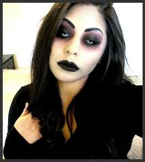 dark witch makeup
