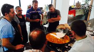 seville spanish cooking class and food market tour activity in