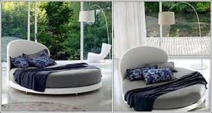 8 Impressive Round Beds. Its time for Relaxing Retreat!