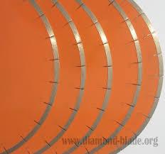 porcelain cutting blades