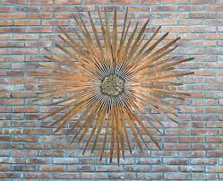 metal large outdoor wall art outdoor wall art metal large outdoor gorgeous metal wall art brick