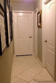 hallway white doors