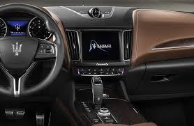 maserati interior heightens luxury