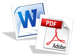Why Sending A Pdf Vs Ms Word Of Your Resume Is Key
