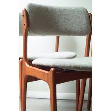 vine wooden chairs inspirational vine erik buck o d mobler danish dining chairs set of 4 of