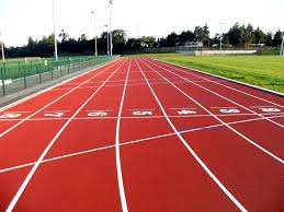 Are Athletics Running Tracks Always Red Sports And Safety Surfaces