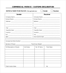 ups commercial invoice template how to print ups international customs forms commercial invoices