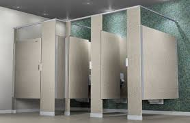Commercial Bathroom Partitions Interior
