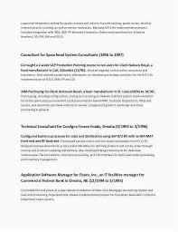 Resume Template On Word Magnificent Microsoft Resume Template Awesome Fax Template Word Elegant 48