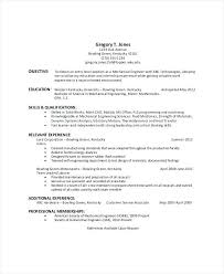 Objectives To Put On A Resume Resume Sample Objectives Sample General Resume Objectives What Put 67