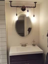Bathroom Wraps Fascinating 48 Pendant Light Wrap Vanity Light Bathroom Lighting Etsy