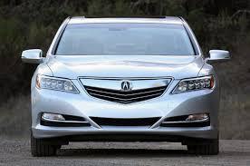 Spoil Alert: Acura RLX 2014