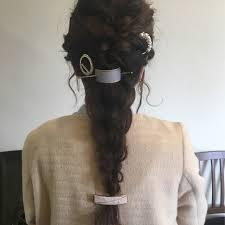 お呼ばれ結婚式の髪型特集自分でできるヘアアレンジとマナー2019年