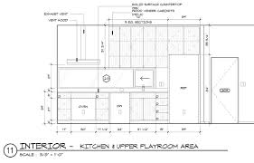 Kitchen Upper Cabinet Height Graphic Standards For Architectural Cabinetry Life Of An Architect