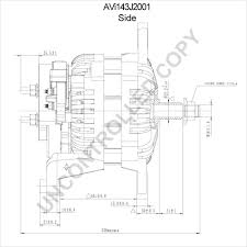Avi143j2001 side dim drawing output curve avi143j2001 output curve wiring diagram