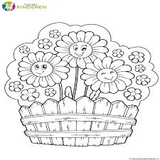 Kleurplaat Voor Volwassenen Met Vogels En Bloemen Stockvector In