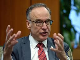 ministering to the dying gives mp perspective on doctor assisted liberal mp rob oliphant takes part in an interview on parliament hill in ottawa on friday
