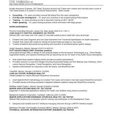 Trained New Employees Resume Example Best of Qa Engineer Resume Sample 24 Gregory L Pittman Software Qa Engineer