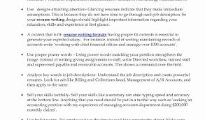 What Should A College Resume Look Like Best Match Resume To Job Description Lovely Resume For Managing Director
