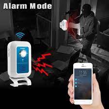 KERUI WIFI Alarm sistemi kablosuz kapı zili APP kontrol 32 sesleri  hoşgeldiniz/kapı zili/Alarm/gece ışık ev sahibi ve insanlar akış istatistik  Satış ~ Discounts \ www1.Sarikamissehitleri.org