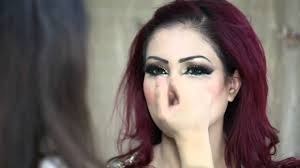 asian bridal wedding makeup tutorial mughal style by mus 2016 09 03