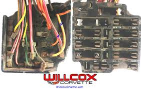 1968 corvette fuse box wiring diagrams best 1968 1977 corvette hazard flasher issue solved fuse panel willcox 1968 camaro fuse box wiring 1968 corvette fuse box