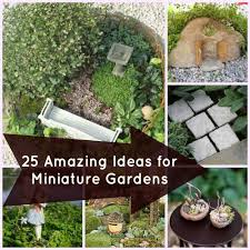 fairy garden miniatures. Plain Miniatures Here Are 25 Marvelously Tiny Miniature Garden Accessoriesu2026 Throughout Fairy Garden Miniatures A