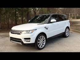 New Car 2015 Land Rover Range Rover Sport Hse V6 Youtube