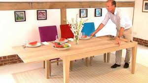 Natural Wood Dining Tables Extended Foldable Dining Table Idea Made Of Natural Wood Easy