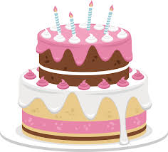 Pink Birthday Cake Transparent Png Clipart Free Download Ya
