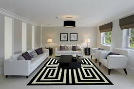 black and white rug black and white rug for an elegant living room we choose a area