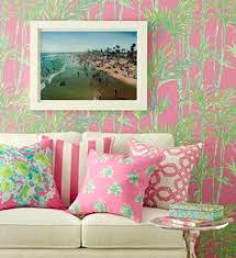 palm beach decor.  Beach Lee Jofa And Lilly Pulitzer Introduce New Fabrics Wall Coverings Intended Palm Beach Decor