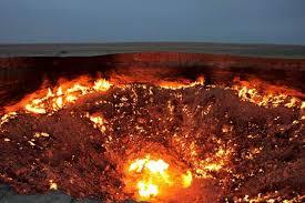 Krater von, derweze, wikipedia