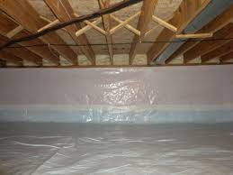crawl space foam insulation. Delighful Foam Spray Foam Insulation And White Cap Crawl Space Encapsulation In T