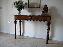 small hall console tables. Narrow Hallway Console Table For Decor Related Antique Hall Small Tables