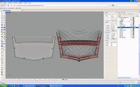 Rhino Boat Design Software Rhino3d Boat Building And Plans Kit Model By Cantiere Navale Latino Costruire Una Barca Con Rhino