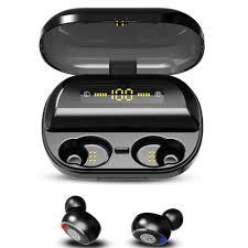 TWS V11 Bluetooth 5.0 8D Tai Nghe Không Dây Sony Tai Nghe Chụp Tai Nghe Tai  Nghe Tai Nghe Nhét Tai Thể Thao Tai Nghe Chơi Game Điện Thoại|Bluetooth  Earphones & Headphones