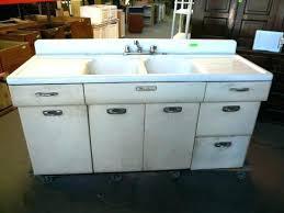 vintage kitchen sinks for sale vintage double basin drainboard