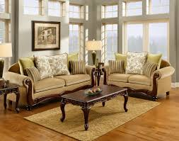 Living Room Furniture Made In The Usa Furniture Of America Sm7690 2 Pc Banstead Collection Classic Wheat