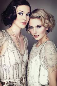 looking forward to trying a 1920s inspired hairstyle for the gatsby spring
