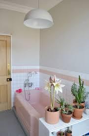 Baños Retro 55 Imágenes Para Inspirar Deco Baño Rosa Badezimmer