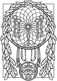 Books About Dream Catchers Dreamcatchers stained glass coloring book Dreamcatchers Colour 62